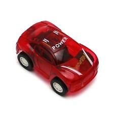 New Kids Cute Mini Plastic Toy transparent Pull Back Car Models Toys for Baby