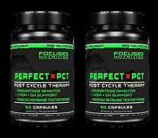 Perfect PCT by FOCUSED NUTRITION 60 caps (Combo Pack)
