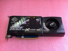 BFG Tech NVIDIA GeForce GTX 260 MAXCORE 55 896MB GDDR3 PCI-E Video Card  GPU2330