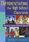 NEW Differentiating the High School Classroom: Solution Strategies for 18 Common