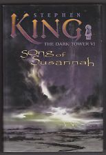 Stephen King, SONG OF SUSANNAH: THE DARK TOWER VI, 1st Trade/1st, F/F