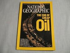 NATIONAL GEOGRAPHIC June 2004 CHEAP OIL Shiites of Iraq MONTEREY BAY Cliff Tombs