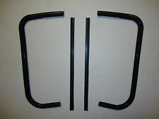 1955-1959 Chevrolet GMC Pickup Truck Vent Window Glass Weatherstrip Seal Kit