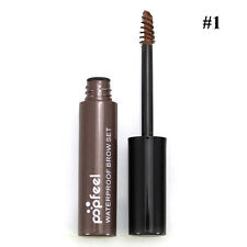 NEWEST Popfeel Long Lasting Waterproof Eyebrow Gel Eye Brow Mascara Makeup Tool