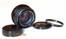 SMC PENTAX M 50MM F1.4 PENTAX PK MOUNT FAST LENS NEAR MINT CONDITION USE ON DSLR