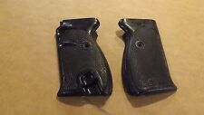 Walther P-1 & P-38 - factory original military surplus used grips (black) (W109*