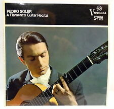 VICS 1029 Soler - Flamenco Guitar Recital vinyl LP RCA Near Mint