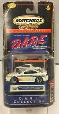 Matchbox DARE D.A.R.E. Collection West Feliciana Police Department Louisiana NIP