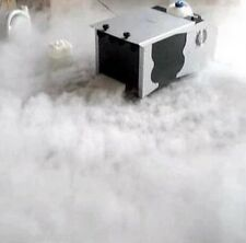 Brand New 1500W Low Fog Machine Dry Ice Effect Smoke Club Stage Wedding