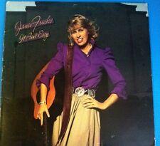 JANIE FRICKE It Ain't Easy He's A Heartache Tell Me A Lie You Don't Know Record