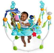 Baby Finding Nemo Activity Seat Jumper Bouncer Jumperoo Exersaucer Toy Station
