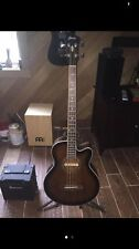 Ibanez AEB10E Acoustic/Electric Bass Guitar