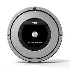 IRobot Roomba 886 Staubsauger Roboter Automat silber NEU/OVP