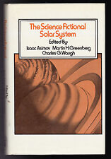 Isaac Asimov, Larry Niven etc - The Science Fictional Solar System - 1980 in D/W