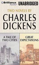 A Tale of Two Cities and Great Expectations : Two Novels by Charles Dickens...