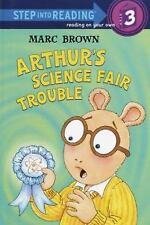 Arthur's Science Fair Trouble (Step into Reading)