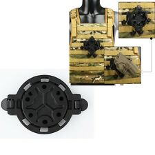 Military Handgun Airsoft Holster Belt Quick Disconnect Outdoor Holster Adapter