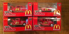 Ford Stock Rods Car Lot #94 McDonald's Bill Elliott Mustang Pick Up Sedan Coupe