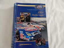 NASCAR 2007 Busch Series Media Guide! BRAND NEW! NEVER OPENED! ONLY NEW COPY!