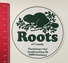 Aufkleber/Sticker: Roots Of Canada - Hamburg (10051697)