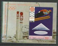 OLYMPIA 1972/ Y.A.R. MiNr Block 147 o