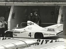 Porsche 936. Ickx, Haywood, Barth. Winner, Le Mans 1977. Vintage photo. L157