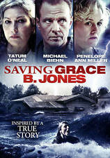 Saving Grace B. Jones (DVD) Tatum O'Neal Michael Biehn Brand new Sealed
