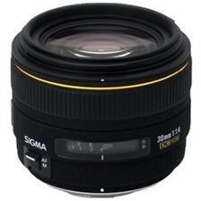 Sigma DC 30mm f/1.4 AF HSM DC Lens For For Canon