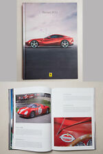 FERRARI 2012 - libro annuale officiale FERRARI / official annual book FERRARI