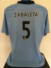 Manchester City ZABALETA 2012/2013 Football Shirt (L) Soccer Jersey