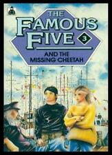 The Famous Five and the Missing Cheetah (Knight Books) By Claude Voilier,John C