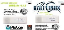 Wifislax 4.12 & Kali 2016.2 Wifi Hacker WEP WPA WPA2 grieta Wifi Hack