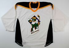 Vintage CCM Anaheim Bullfrogs Roller Hockey Jersey International Men Sz Medium