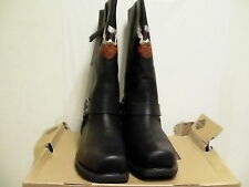 Harley Davidson boots Harness W/EAGLE size 7.5 us new with box D 91002