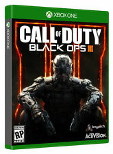 Call of Duty Black Ops 3 III - XBOX ONE GAME - BRAND NEW - REGION FREE