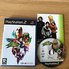 The King Of Fighters XI PS2 PlayStation 2 Game | PAL Complete | SNK Fighter