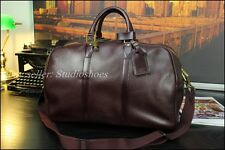 LOUIS VUITTON France Authentic Large Mens Duffle Travel Bag With Strap