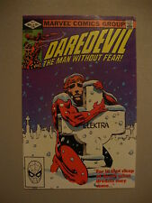 Daredevil #182 F- For In That Sleep Of Death What Dreams May Come