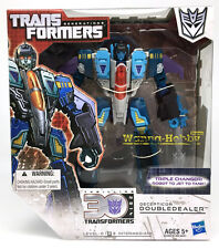 90515 TRANSFORMERS 30TH GENERATIONS DOUBLEDEALER THIPLE CHANGER Special offer