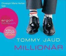 Hörbuch: Tommy Jaud - Millionär (4-CD-Box) gelesen von Christoph Maria Herbst