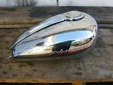 harley gas fuel tank chrome show bike sportster 1000 1200 48 carb nr buy xl rare