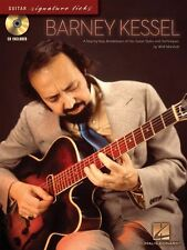 Barney Kessel Signature Licks Learn to Play Pop Rock Guitar TAB Music Book