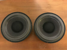 "Pair of ScanSpeak Classic 18W/8542 7"" Mid Woofers Paper Cone Proac Speakers"