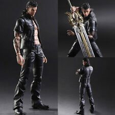Final Fantasy XV Play Arts Kai Gladiolus Amicitia Action Figure Statue Model