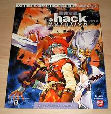 .hack Mutation - Bradygames Official Strategy Guide ( dothack Dungeon Maps )