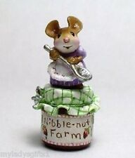 WEE FOREST FOLK SPECIAL COLOR NIBBLE NUT FARM FUDGE  DISCOUNTED PRICE