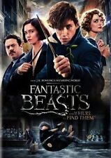 Fantastic Beasts and Where to Find Them [DVD 2016] BRAND NEW- SHIPS ON! 03-28-17