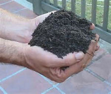 10 Pound Box of Worm Manure  / Worm Castings