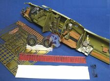 Legend 1/72 B-17F Flying Fortress Detailing / Interior Set (for Academy) LF7201