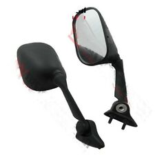 Side Mirror Rearview ABS for Yamaha YZF R1 2009-2014 R6 2008-2016 Black